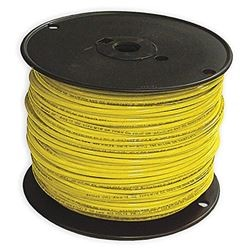Cable Thhn calibre 14 amarillo